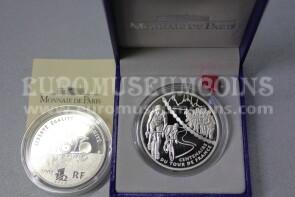 2003 Francia 1,5 Euro in argento PROOF Tour de France Tappa di Montagna