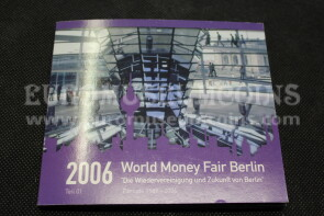 2006 Olanda World Money Fair Berlin serie ufficiale