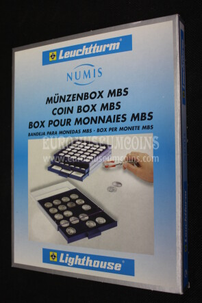 N.1 Box Smart a caselle quadrate per monete