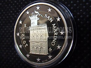 2012 San Marino 2 Euro FS proof