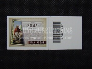 2012 Quotidiano Roma 1v. codice a barre
