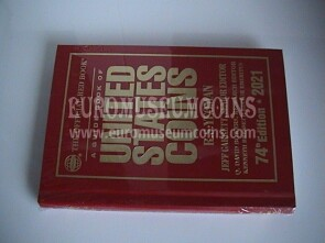 Catalogo Red Book United States Coins 2021