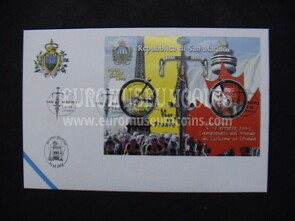 2003 FDC Tour de France San Marino
