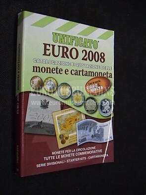 2008 Catalogo Unificato Euro
