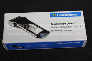 Lente d'ingrandimento tascabile 6 in 1