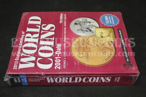Catalogo Krause World Coins 2001 - date edizione 7
