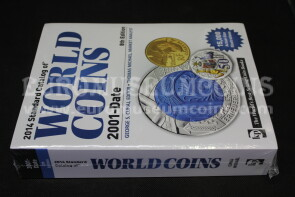 Catalogo Krause World Coins 2001 - Date edizione 8