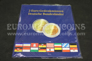 Album Presso 2 euro Germania Bundeslander