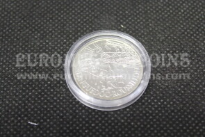 2011 Francia 10 Euro FDC in argento Languedoc - Roussilon