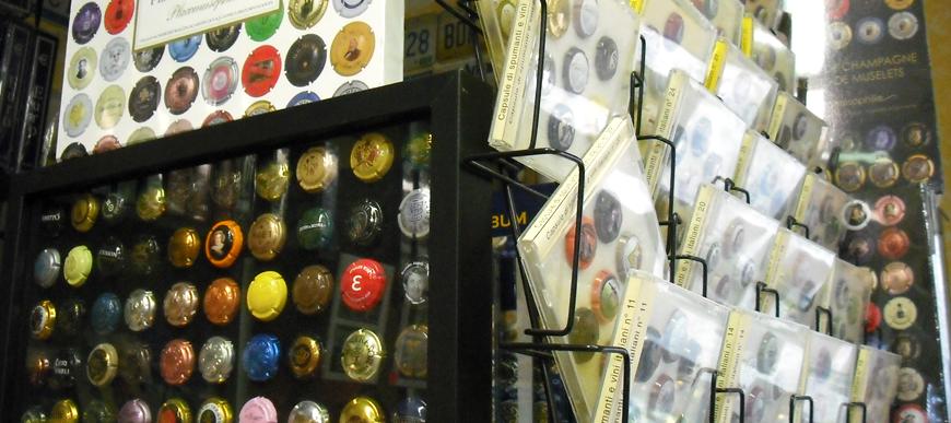 Shop vendita accessori per collezionisti